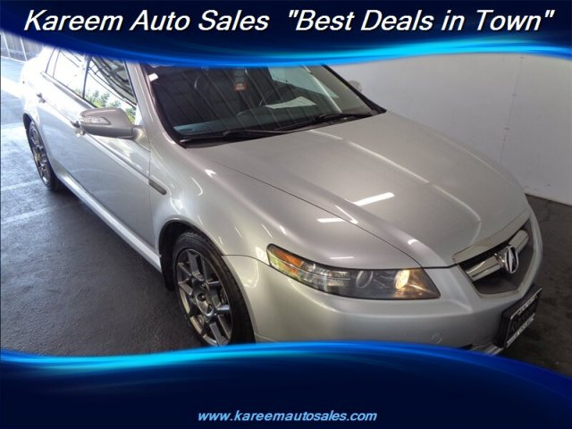 2007 Acura Tl Type S For Sale >> Pre Owned 2007 Acura Tl