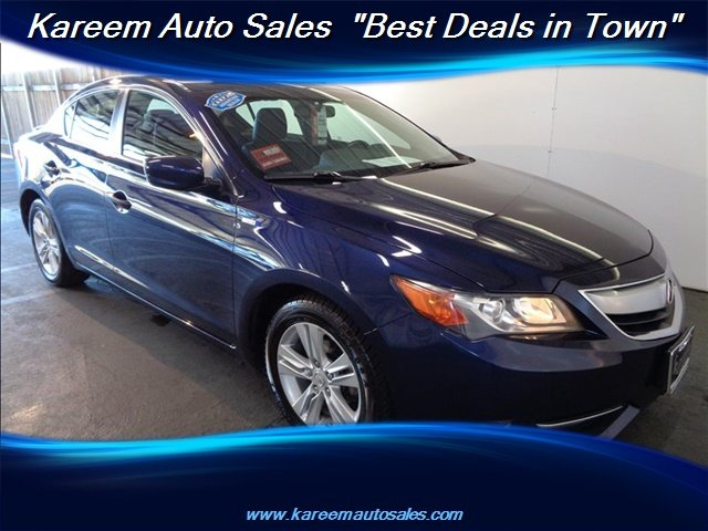 Pre-Owned 2013 Acura ILX Hybrid