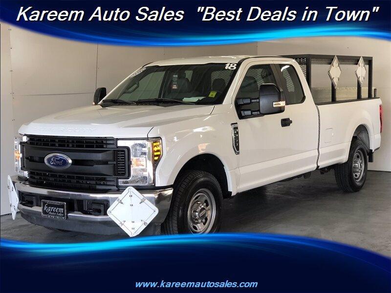 Pre-Owned 2018 Ford Super Duty F-250 SRW Super Duty XL