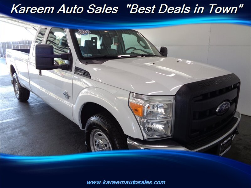 Pre-Owned 2012 Ford Super Duty F-250 SRW Super Duty XL