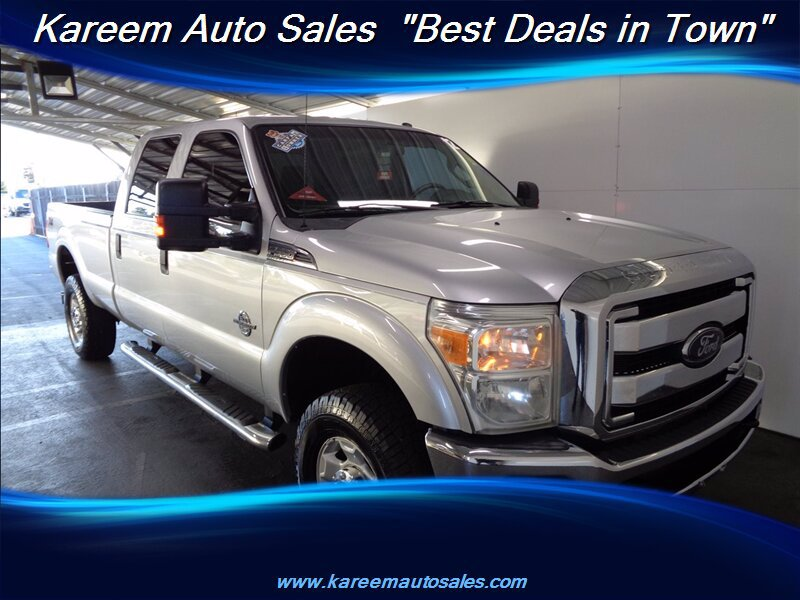 Pre-Owned 2012 Ford Super Duty F-350 SRW Super Duty XLT