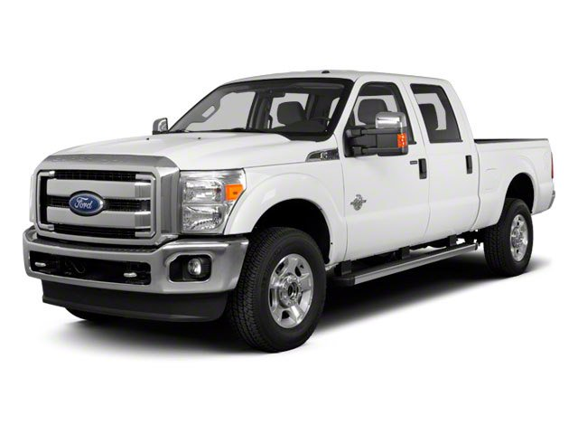 Pre-Owned 2012 Ford Super Duty F-350 SRW 4x4 4dr Crew Cab 8 ft. L