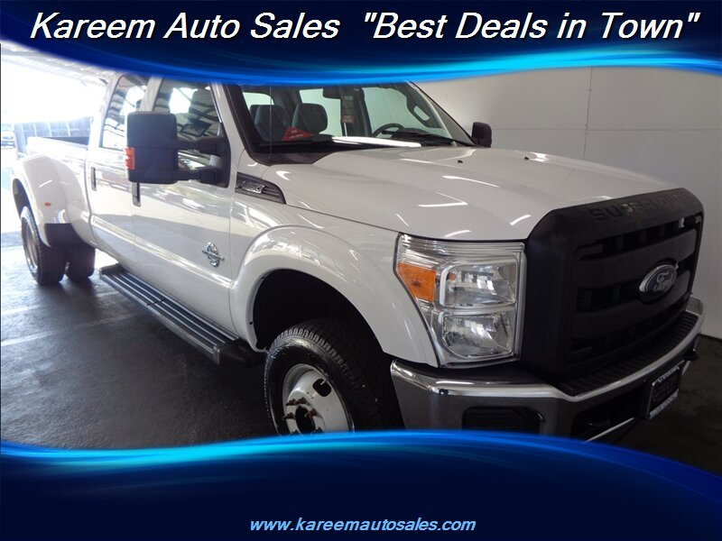 Pre-Owned 2015 Ford Super Duty F-350 DRW Super Duty XL