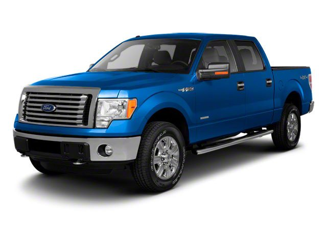 Pre-Owned 2010 Ford F-150 4x2 4dr SuperCrew Styles