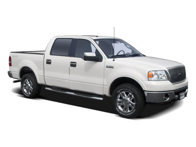 Pre-Owned 2008 Ford F-150 4x4 4dr SuperCrew Styles