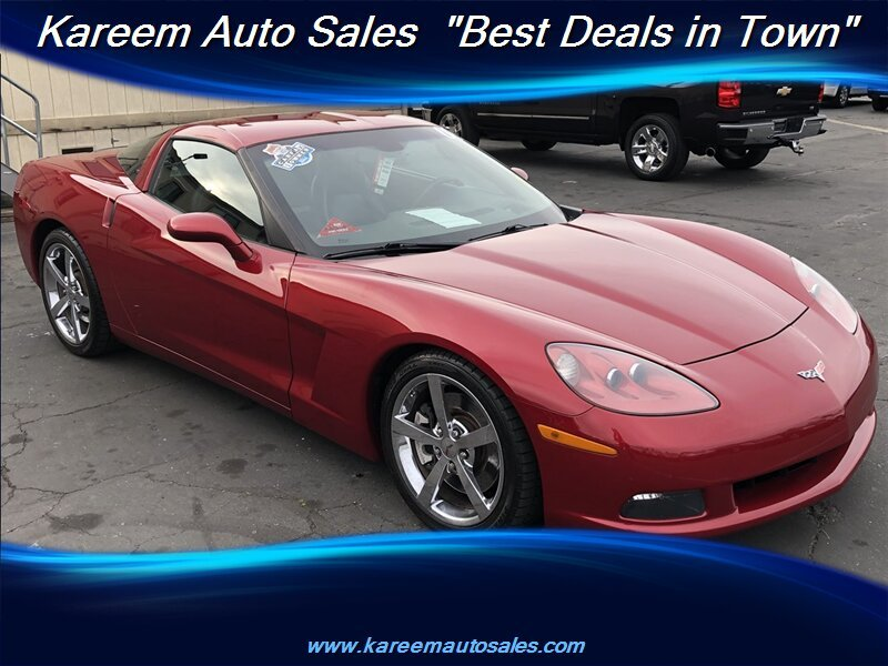 Pre-Owned 2008 Chevrolet Corvette