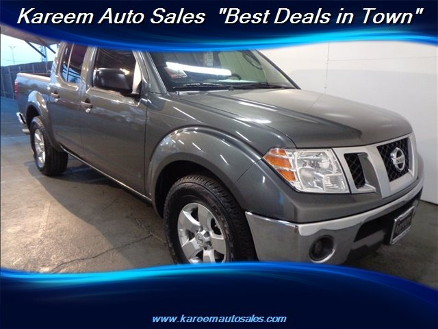 Pre-Owned 2009 Nissan Frontier SE