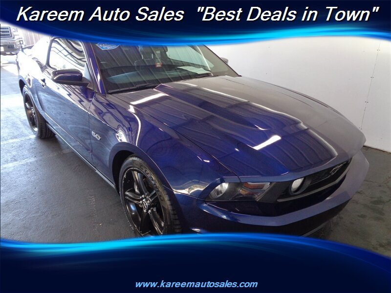 Pre-Owned 2012 Ford Mustang GT Premium