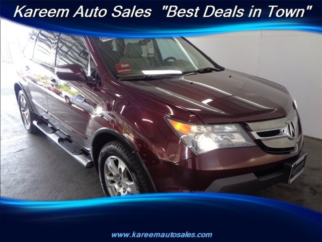 Pre-Owned 2007 Acura MDX SH-AWD