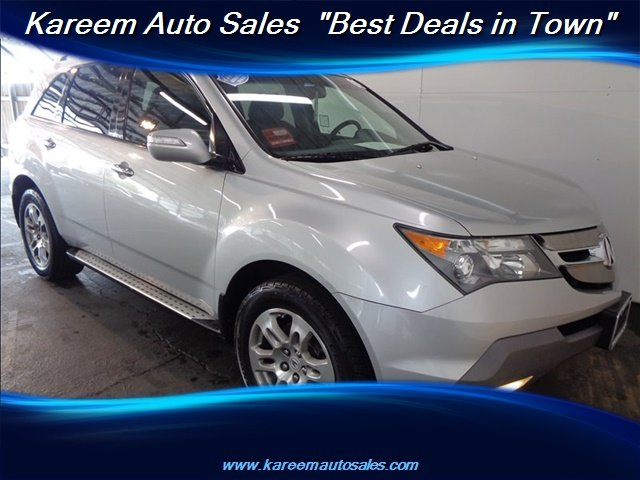 Pre-Owned 2009 Acura MDX SH-AWD