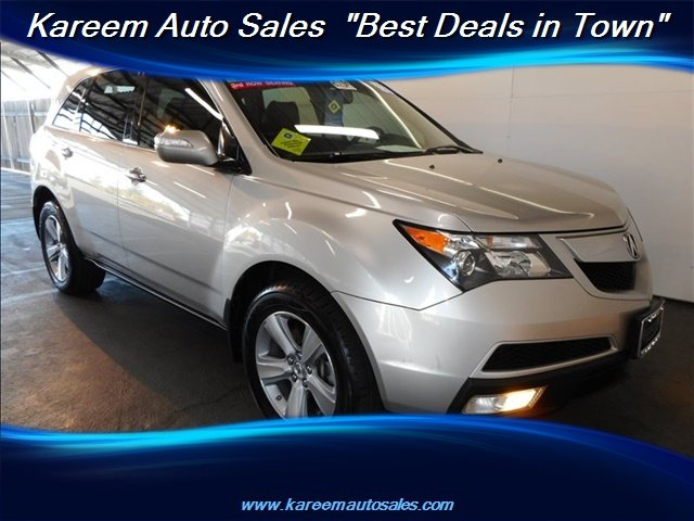 Pre-Owned 2012 Acura MDX SH-AWD