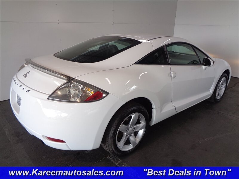 Aktualne Pre-Owned 2008 Mitsubishi Eclipse GS 2dr Car in Sacramento #9910 YP81
