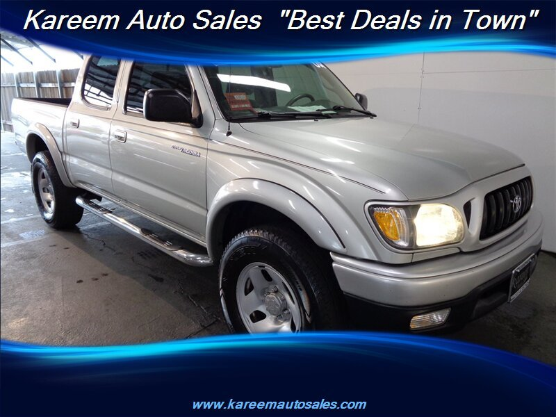Pre-Owned 2004 Toyota Tacoma PreRunner