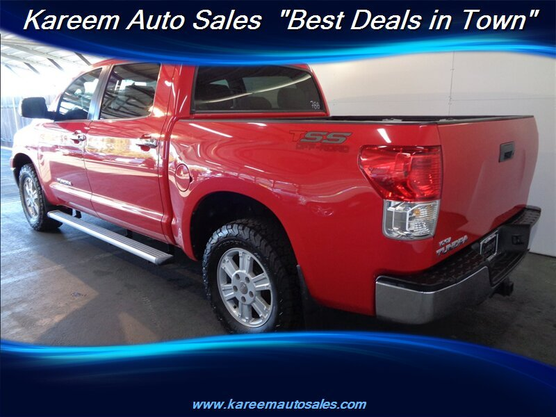 Pre Owned 2010 Toyota Tundra 2wd Truck Crew Cab Pickup In Sacramento
