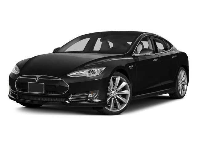 Pre-Owned 2015 Tesla Model S AWD 4dr Liftback