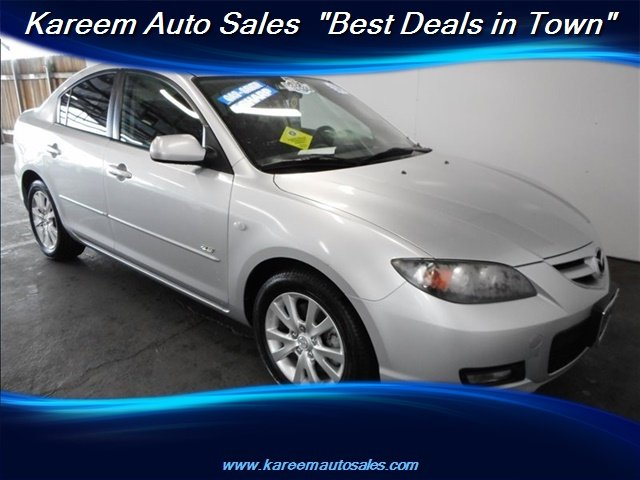Pre-Owned 2008 Mazda3 s Sport *Ltd Avail*