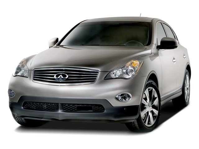 Pre-Owned 2008 INFINITI EX35 4dr Crossover