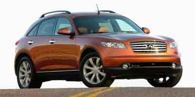 Pre-Owned 2003 INFINITI FX35 RWD 4dr SUV
