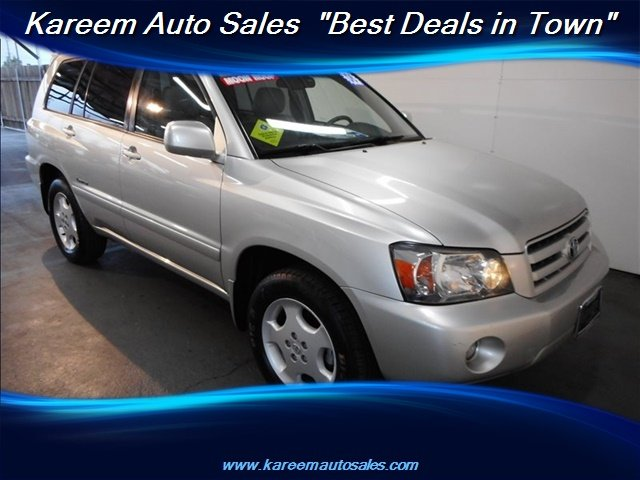 Pre-Owned 2006 Toyota Highlander Limited AWD