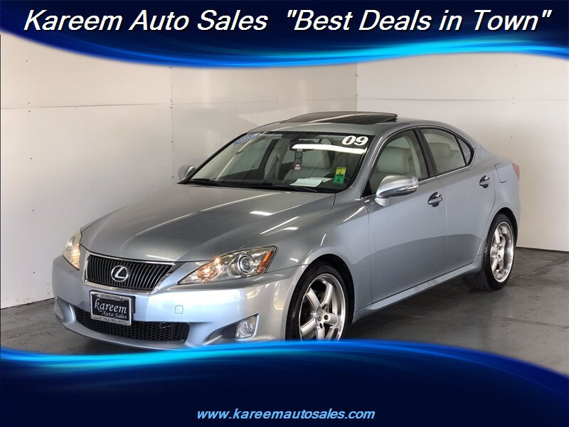 Pre-Owned 2009 Lexus IS 250 250