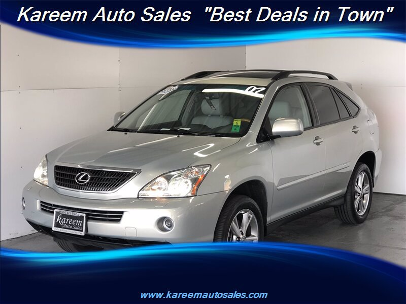 Pre-Owned 2007 Lexus RX 400h 400h