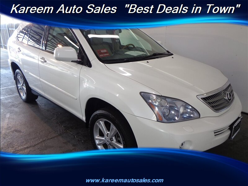 Pre-Owned 2008 Lexus RX 400h 400h