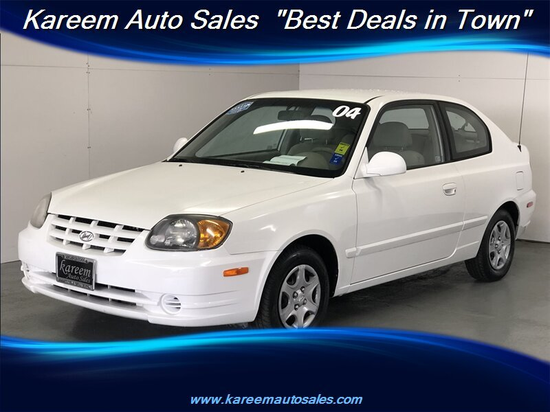 Pre-Owned 2004 Hyundai Accent GT