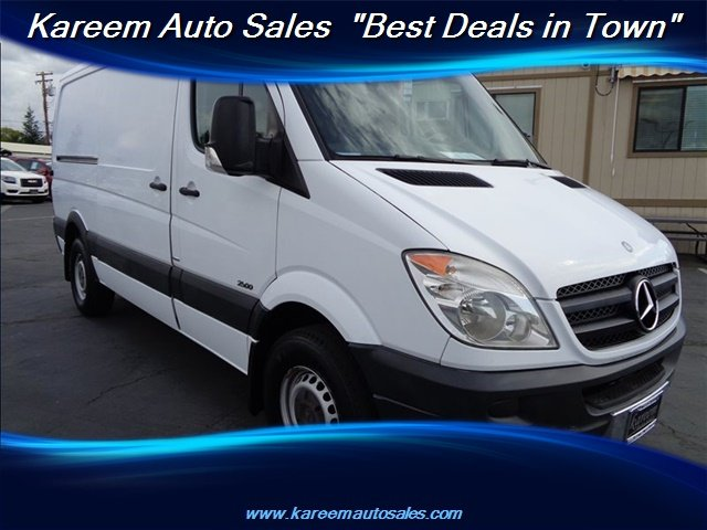 1988229165c Pre-Owned 2011 Mercedes-Benz Sprinter Cargo Vans 2500 Full-size ...