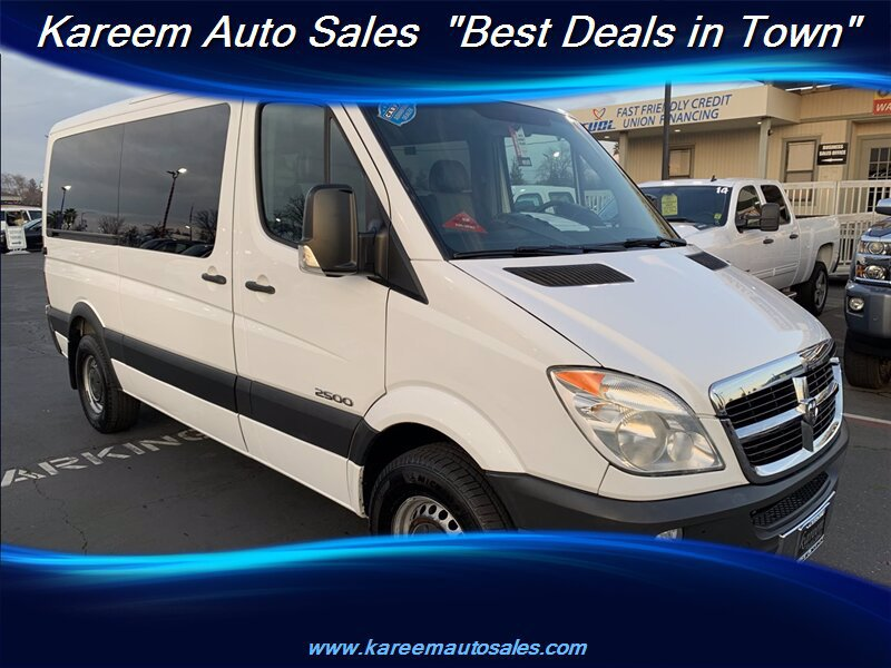 Pre-Owned 2008 Dodge Sprinter Wagon