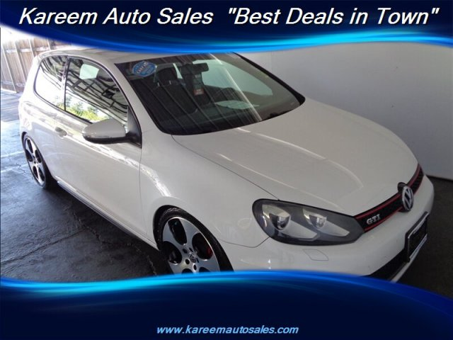 Pre-Owned 2010 Volkswagen GTI Base PZEV