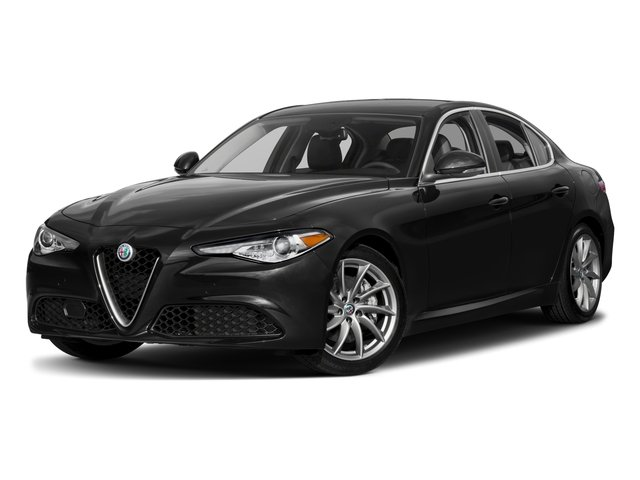 Pre-Owned 2017 Alfa Romeo Giulia 4dr Sedan