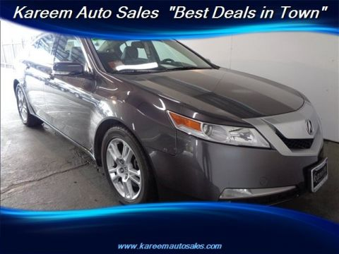 Pre-Owned 2010 Acura TL