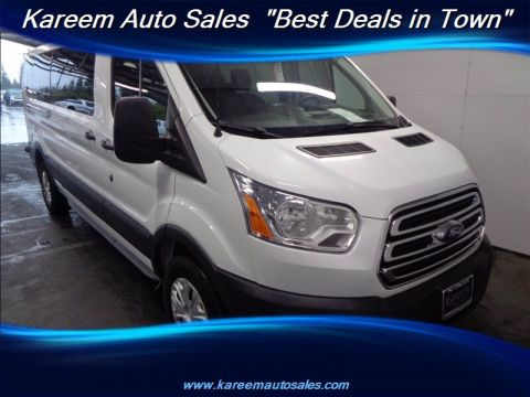 Pre-Owned 2015 Ford Transit Wagon 350 XLT