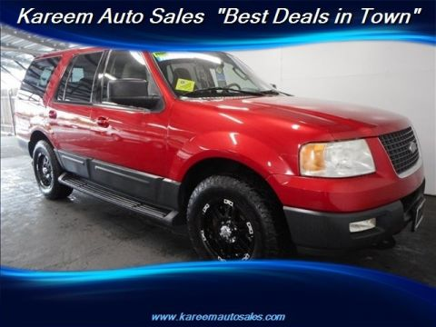 Pre-Owned 2003 Ford Expedition