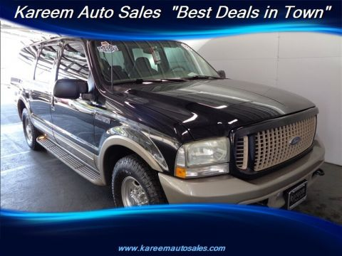 Pre-Owned 2003 Ford Excursion Eddie Bauer