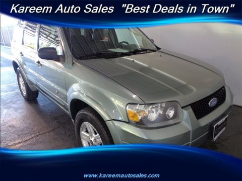 Pre-Owned 2006 Ford Escape Hybrid