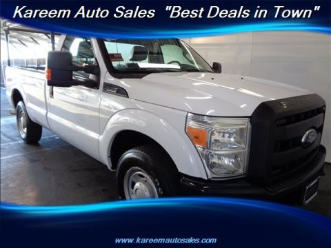Pre-Owned 2011 Ford Super Duty F-350 SRW Super Duty XL