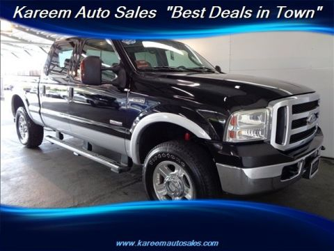 Pre-Owned 2006 Ford Super Duty F-250 Super Duty Lariat