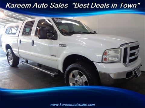 Pre-Owned 2007 Ford Super Duty F-250 Lariat