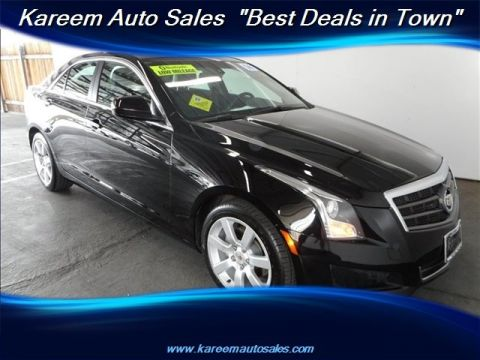 Pre-Owned 2014 Cadillac ATS