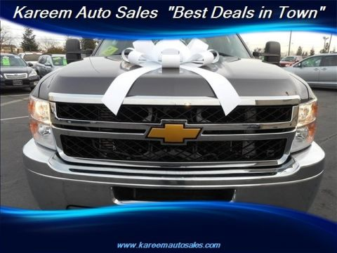 Pre-Owned 2011 Chevrolet Silverado 3500HD