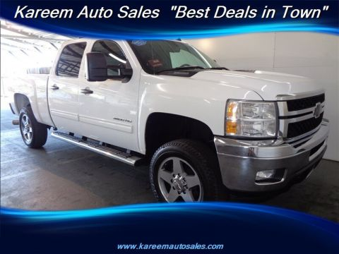 Pre-Owned 2014 Chevrolet Silverado 3500HD SRW LT