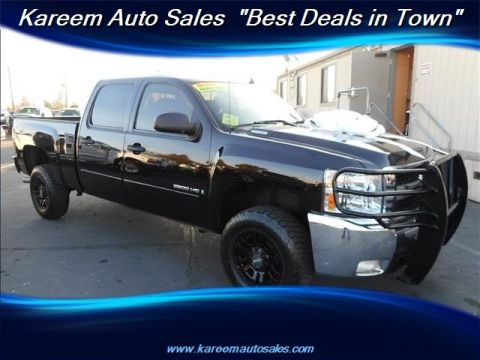 Pre-Owned 2007 Chevrolet Silverado 2500HD