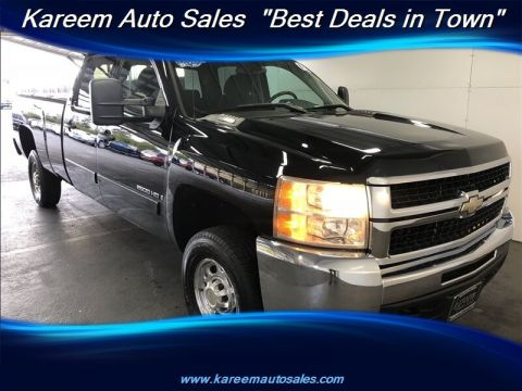Pre-Owned 2008 Chevrolet Silverado 2500HD LT w/2LT
