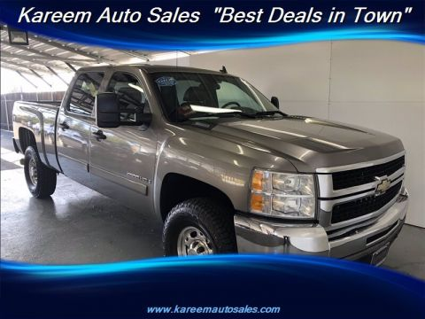 Pre-Owned 2007 Chevrolet Silverado 2500HD LT w/1LT