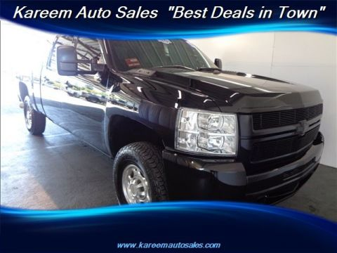 Pre-Owned 2009 Chevrolet Silverado 2500HD