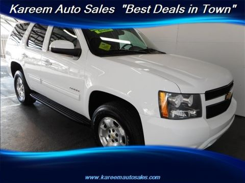 Pre-Owned 2013 Chevrolet Tahoe