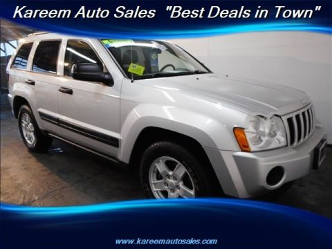 Pre-Owned 2005 Jeep Grand Cherokee