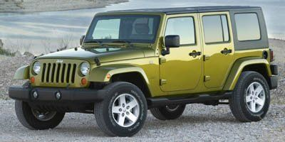 Pre-Owned 2007 Jeep Wrangler