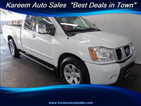 Pre-Owned 2004 Nissan Titan SE